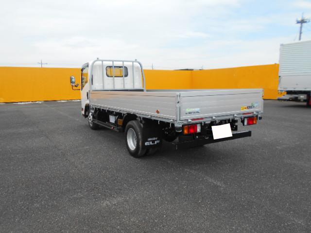 いすゞ エルフ 小型 平ボディ アルミブロック TRG-NMR85AR|荷台 床の状態 トラック 画像 トラックサミット掲載