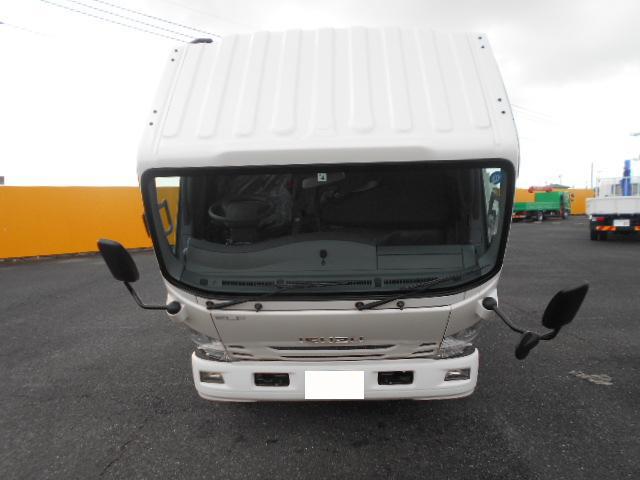 いすゞ エルフ 小型 平ボディ アルミブロック TRG-NPR85AR 車検 R3.3 トラック 画像 キントラ掲載
