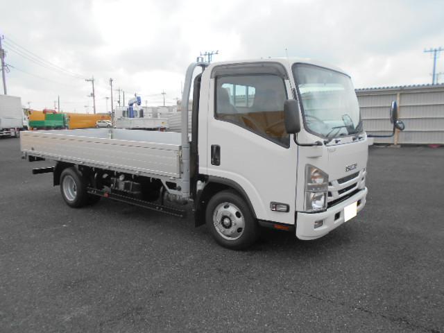 いすゞ エルフ 小型 平ボディ アルミブロック TRG-NPR85AR リサイクル券 10,440円 トラック 画像 トラック市掲載