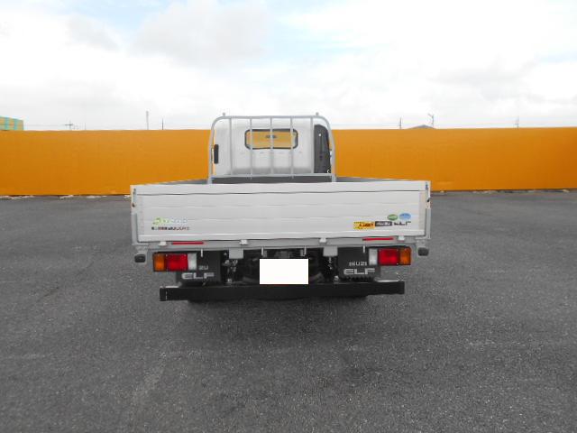 いすゞ エルフ 小型 平ボディ アルミブロック TRG-NPR85AR 荷台 床の状態 トラック 画像 トラックサミット掲載