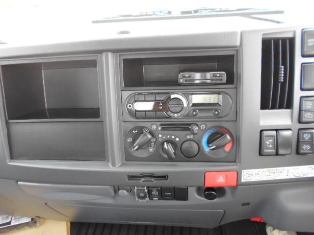 いすゞ エルフ 小型 平ボディ アルミブロック TRG-NPR85AR 画像9