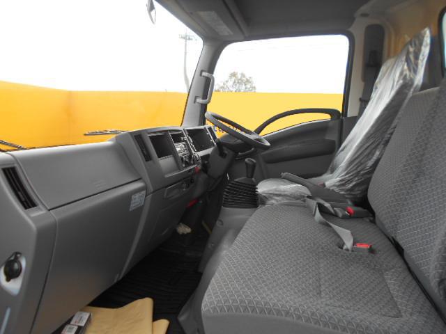 いすゞ エルフ 小型 平ボディ アルミブロック TRG-NPR85AR 画像8