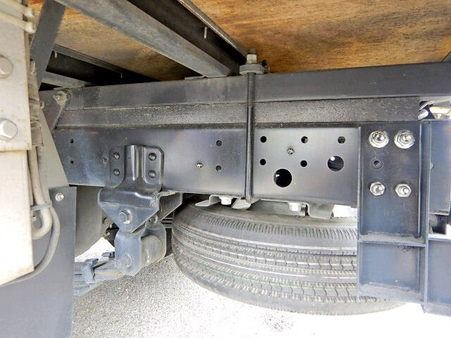 トヨタ ダイナ 小型 アルミバン センターローラー TKG-XZU605|シフト MT5 トラック 画像 ステアリンク掲載