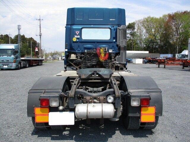 日野 プロフィア 大型 トラクタ ハイルーフ 1デフ|トラック 背面・荷台画像 トラック市掲載