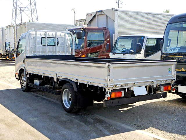 トヨタ ダイナ 小型 平ボディ TKG-XZU655 H26 トラック 右後画像 リトラス掲載