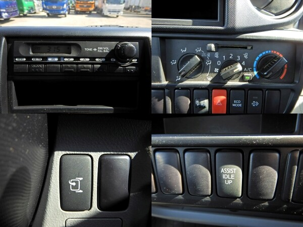 トヨタ ダイナ 小型 平ボディ TKG-XZU655 H26 積載 2t トラック 画像 ステアリンク掲載