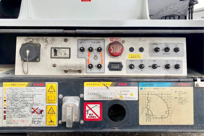いすゞ エルフ 小型 高所・建柱車 高所作業車 PB-NKR81AN|画像9