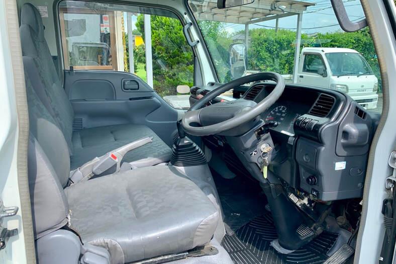 いすゞ エルフ 小型 高所・建柱車 高所作業車 PB-NKR81AN|画像10