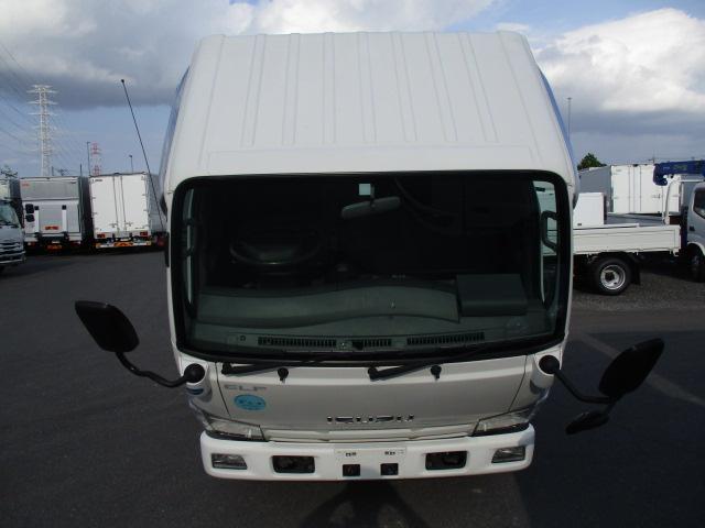 いすゞ エルフ 小型 平ボディ 床鉄板 SKG-NJR85A|車検  トラック 画像 キントラ掲載