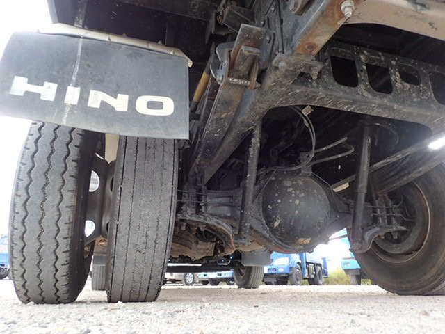 日野 レンジャー 中型 ダンプ コボレーン TKG-FC9JCAP|運転席 トラック 画像 トラック王国掲載