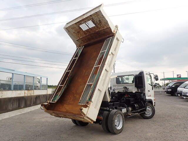 日野 レンジャー 中型 ダンプ コボレーン TKG-FC9JCAP|トラック 背面・荷台画像 トラック市掲載