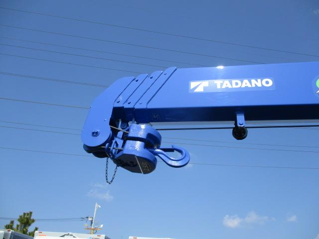 日野 レンジャー 中型 クレーン付 4段 ラジコン|型式 2KG-FC2ABA トラック 画像 栗山自動車掲載
