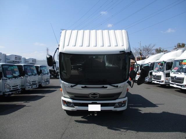 日野 レンジャー 中型 クレーン付 4段 ラジコン|運転席 トラック 画像 トラック王国掲載
