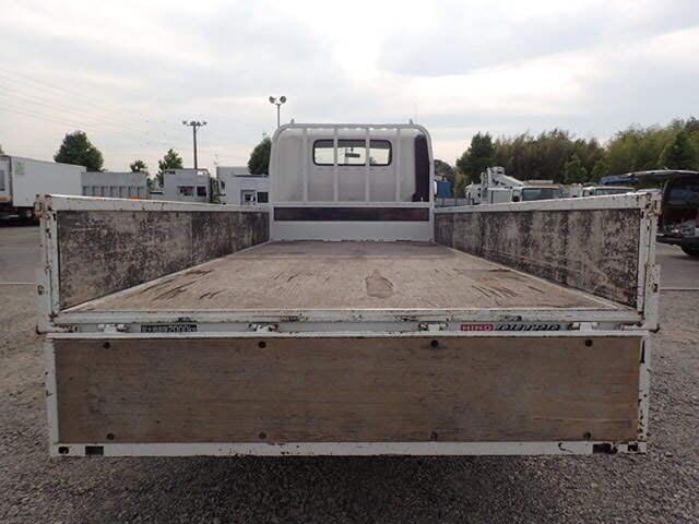 中古 平ボディ小型(2トン・3トン) 日野デュトロ トラック H24 TKG-XZU775M