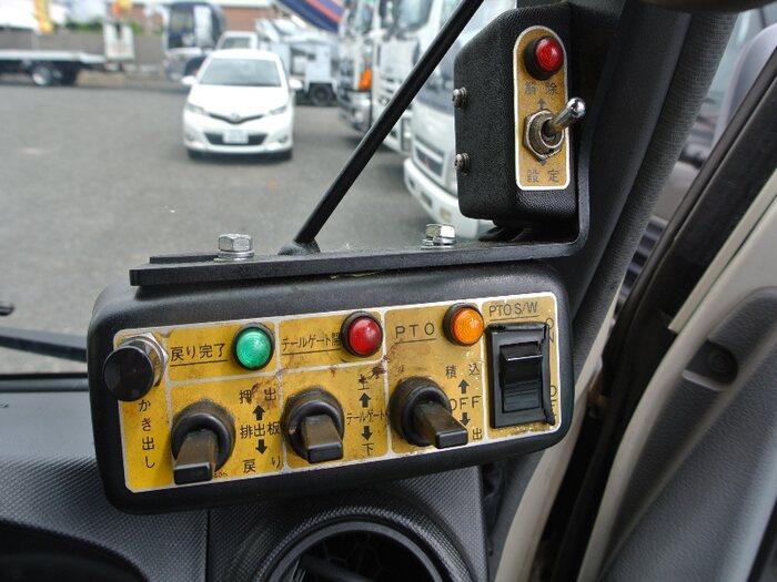 日野 デュトロ 小型 パッカー車 プレス式 SKG-XZU600X 車検  トラック 画像 キントラ掲載