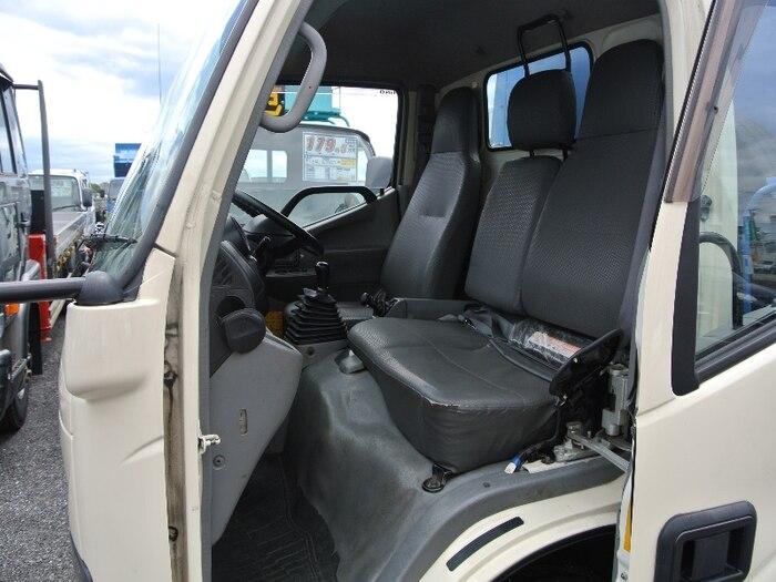 日野 デュトロ 小型 パッカー車 プレス式 SKG-XZU600X シフト MT5 トラック 画像 ステアリンク掲載