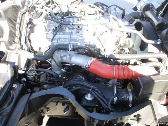 三菱 キャンター 小型 アームロール ツインホイスト TPG-FBA50|積載 3t トラック 画像 ステアリンク掲載