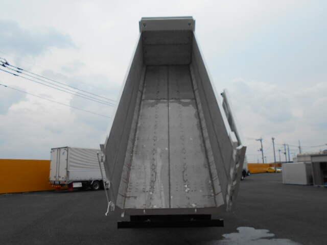 三菱 スーパーグレート 大型 ダンプ 土砂禁 ステンレス張り|年式 H31/R1 トラック 画像 トラックサミット掲載