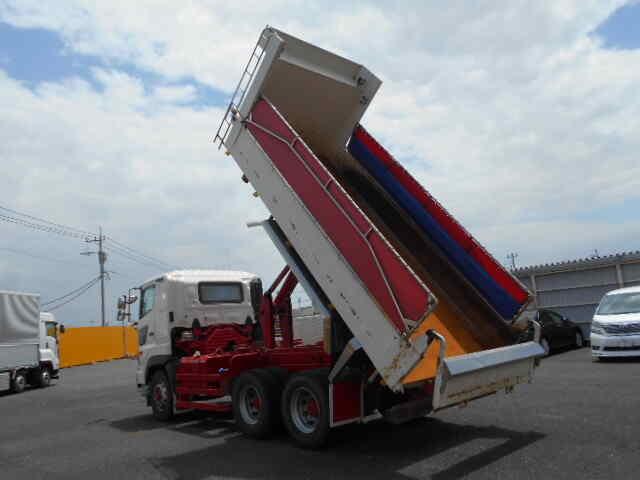 中古 ダンプ大型 日野プロフィア トラック H26 QKG-FS1EKAA