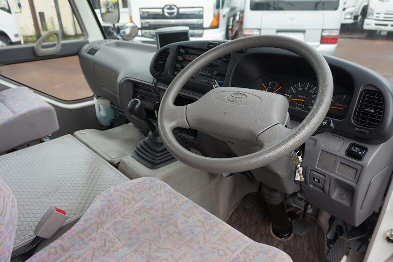 中古 バス小型(2トン・3トン) トヨタコースター トラック H19 PB-XZB50