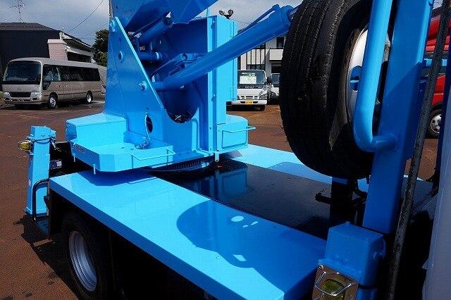 中古 高所・建柱車小型(2トン・3トン) 日野デュトロ トラック H18 PB-XZU301E
