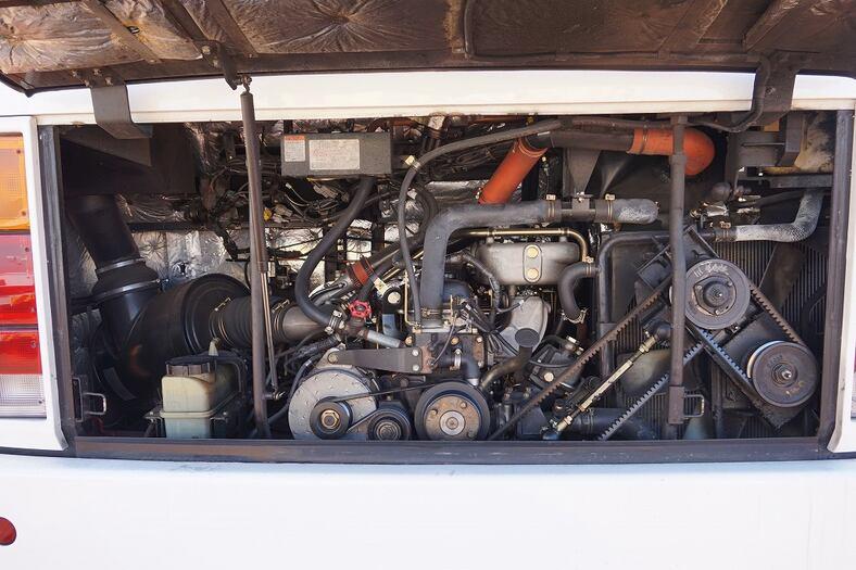 日産UD その他 中型 バス 観光バス KK-JM252GAN|年式 H15 トラック 画像 トラックサミット掲載