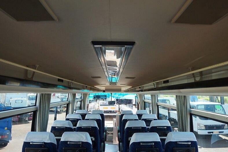 日産UD その他 中型 バス 観光バス KK-JM252GAN|トラック 背面・荷台画像 トラック市掲載