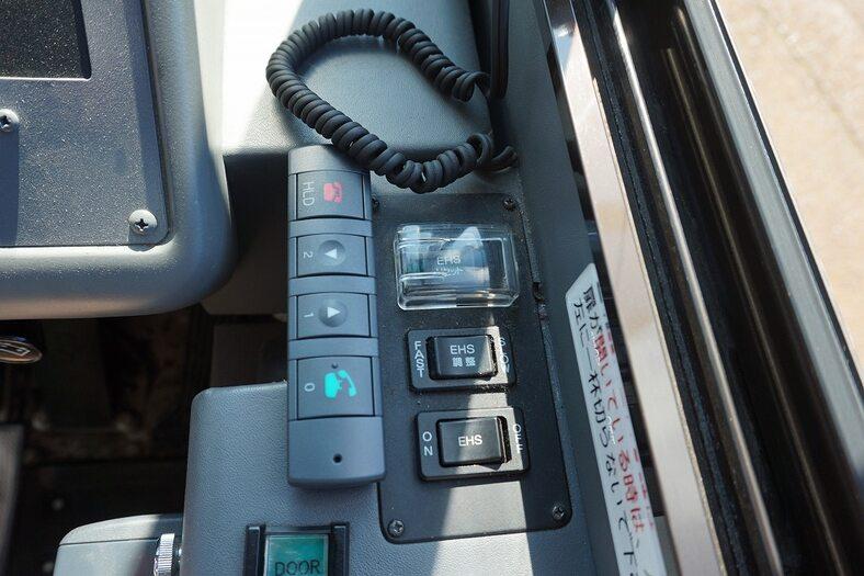 日産UD その他 中型 バス 観光バス KK-JM252GAN|フロントガラス トラック 画像 トラック王国掲載
