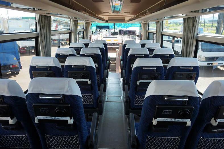 日産UD その他 中型 バス 観光バス KK-JM252GAN|シフト MT6 トラック 画像 ステアリンク掲載
