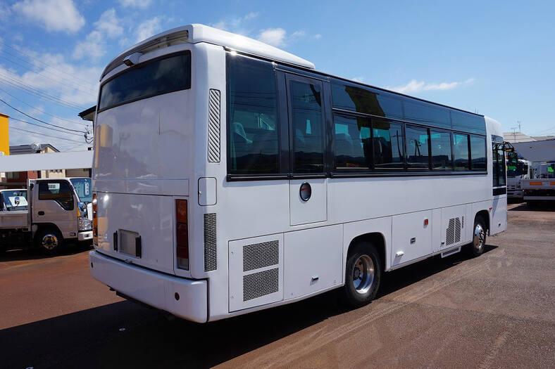 日産UD その他 中型 バス 観光バス KK-JM252GAN|トラック 右後画像 リトラス掲載