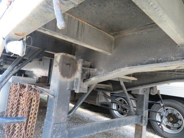 国内・その他 国産車その他 その他 トレーラ 2軸 HWF825F|荷台 床の状態 トラック 画像 トラックサミット掲載