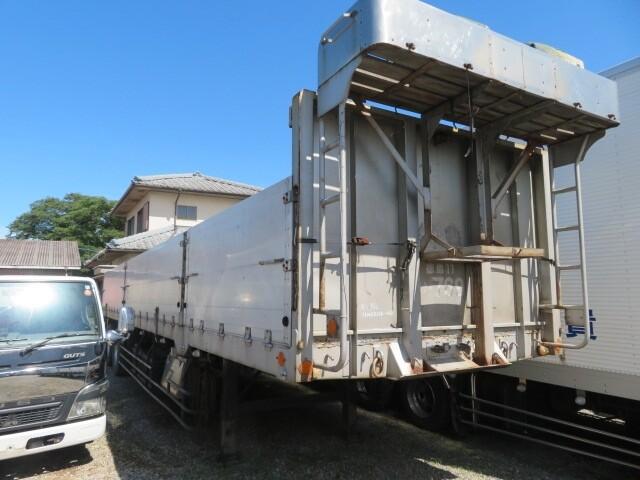 国内・その他 国産車その他 その他 トレーラ 2軸 HWF825F|トラック 左前画像 トラックバンク掲載