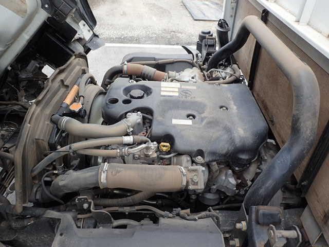 いすゞ エルフ 小型 平ボディ SKG-NPR85AR H24|シフト  トラック 画像 ステアリンク掲載