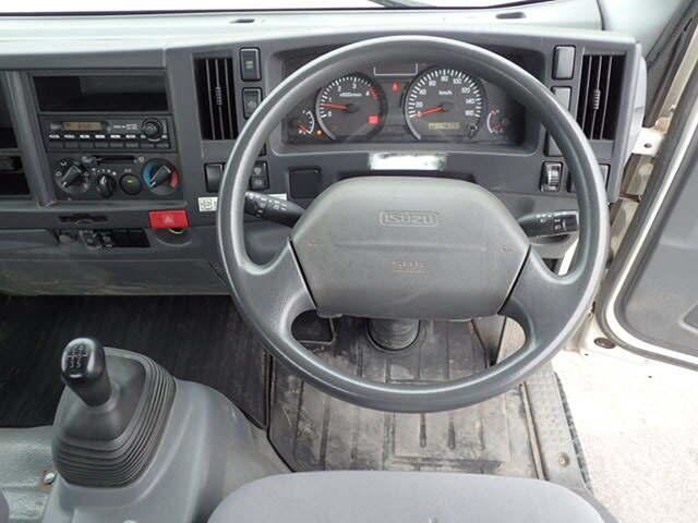 中古 平ボディ小型(2トン・3トン) いすゞエルフ トラック H24 SKG-NPR85AR