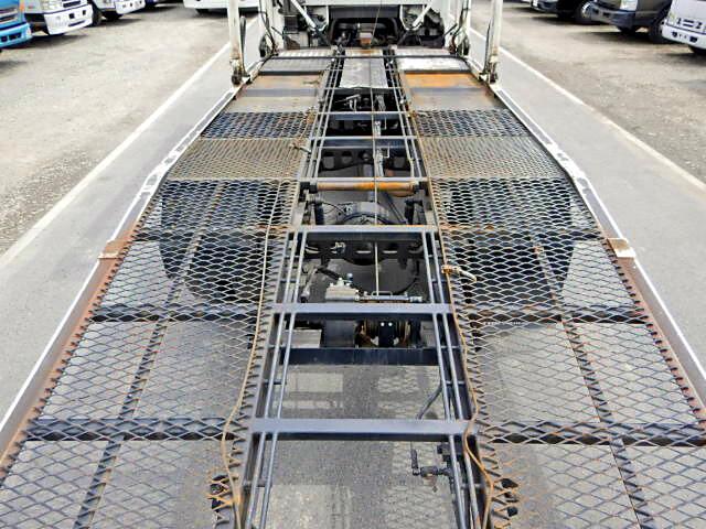 トヨタ トヨエース 小型 車輌重機運搬 ラジコン ウインチ|フロントガラス トラック 画像 トラック王国掲載