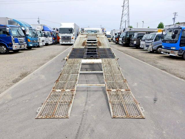 トヨタ トヨエース 小型 車輌重機運搬 ラジコン ウインチ|駆動方式 2WD トラック 画像 リトラス掲載