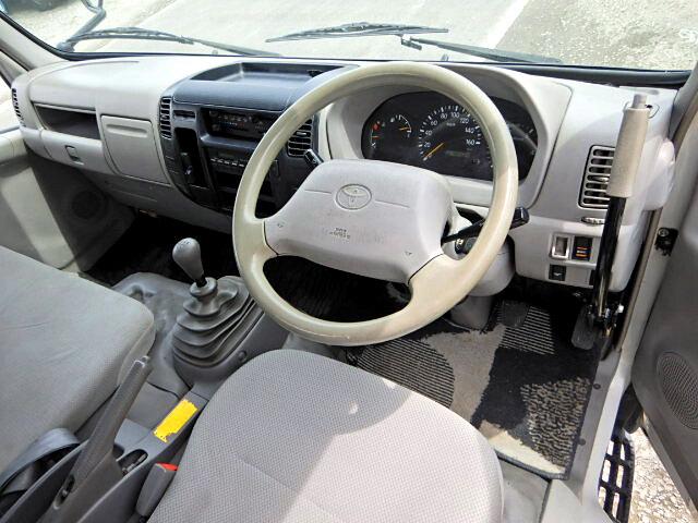 トヨタ トヨエース 小型 車輌重機運搬 ラジコン ウインチ|シフト MT6 トラック 画像 ステアリンク掲載