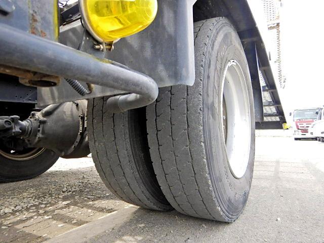 トヨタ トヨエース 小型 車輌重機運搬 ラジコン ウインチ|コーションプレート トラック 画像 リトラス掲載