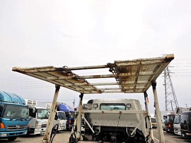 トヨタ トヨエース 小型 車輌重機運搬 ラジコン ウインチ|積載 3.45t トラック 画像 ステアリンク掲載