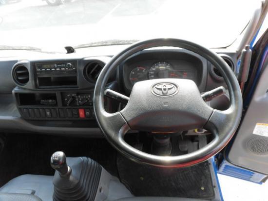 トヨタ トヨエース 小型 ダンプ TKG-XZU610D H26|画像6