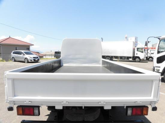 いすゞ エルフ 小型 平ボディ 床鉄板 BKG-NPR85AR 画像3