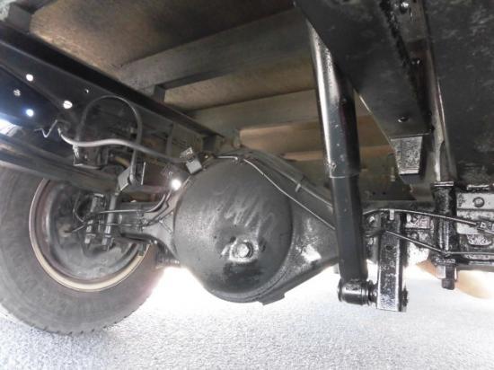いすゞ エルフ 小型 平ボディ 床鉄板 BKG-NPR85AR 画像10