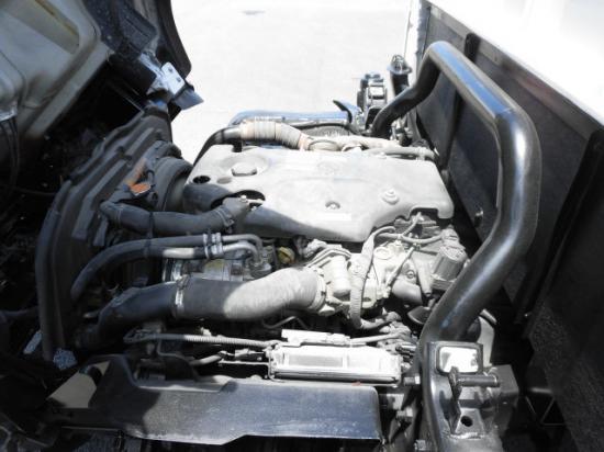 いすゞ エルフ 小型 平ボディ 床鉄板 BKG-NPR85AR 画像9
