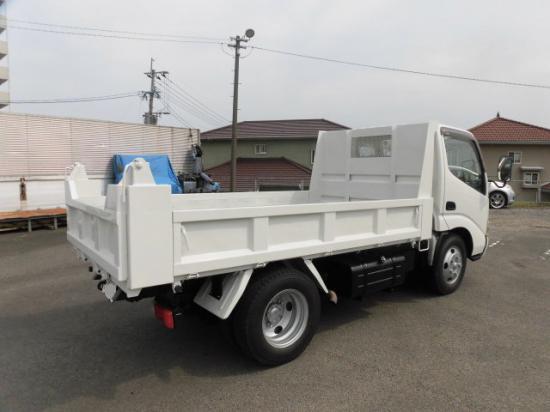トヨタ ダイナ 小型 ダンプ BDG-XZU314D H20|トラック 右後画像 リトラス掲載