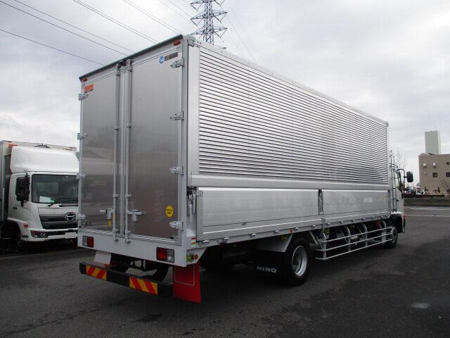 日野 レンジャー 中型 ウイング エアサス ベッド|型式 2KG-FE2ABG トラック 画像 栗山自動車掲載