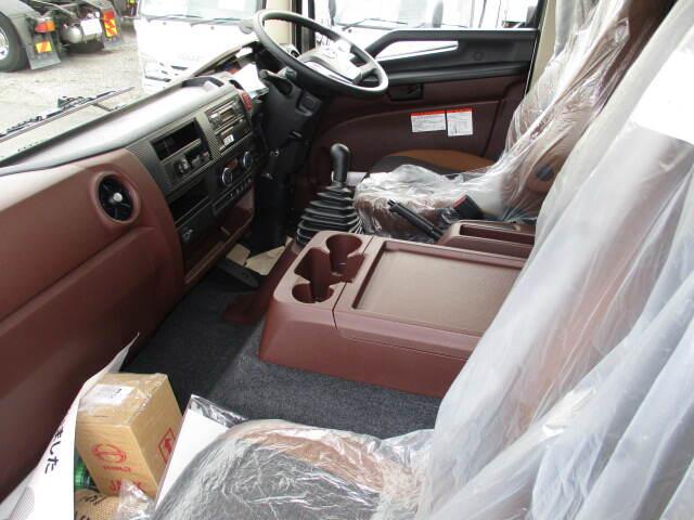 日野 レンジャー 中型 ウイング ベッド 2KG-FE2ABA 架装 トランテックス トラック 画像 トラックバンク掲載