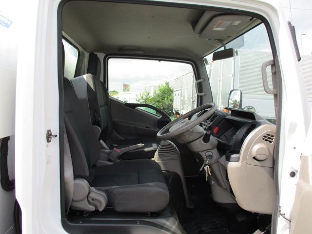 日産 アトラス 小型 冷凍冷蔵 低温 サイドドア|フロントガラス トラック 画像 トラック王国掲載