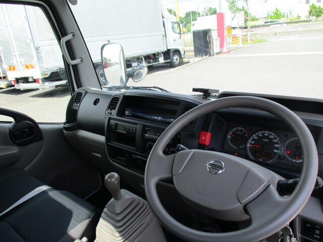 日産 アトラス 小型 冷凍冷蔵 低温 サイドドア|リサイクル券 8,730円 トラック 画像 トラック市掲載