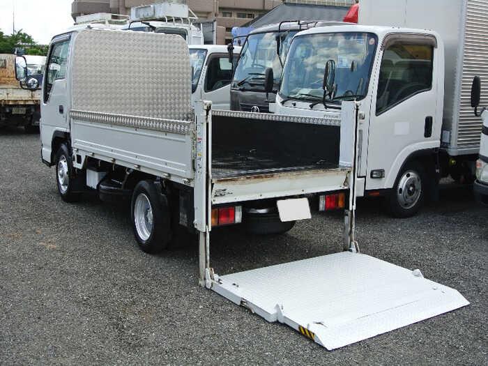 中古 平ボディ小型(2トン・3トン) いすゞエルフ トラック H21 BKG-NHR85AN