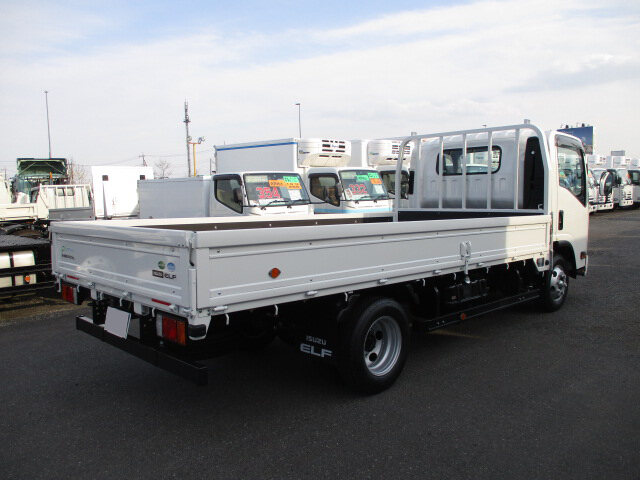 いすゞ エルフ 小型 平ボディ TRG-NPR85AR H30|画像2